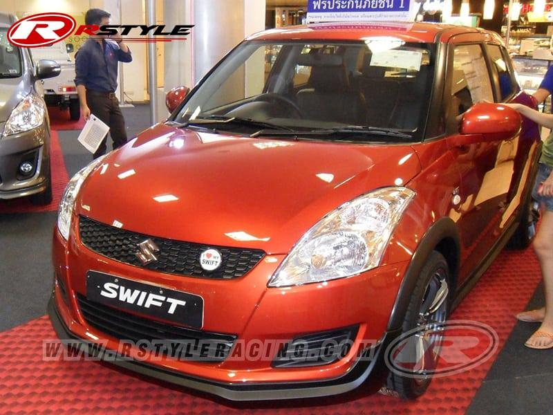 Bodykit MINI Style For SUZUKI SWIFT2012 V1 - Rstyle Racing