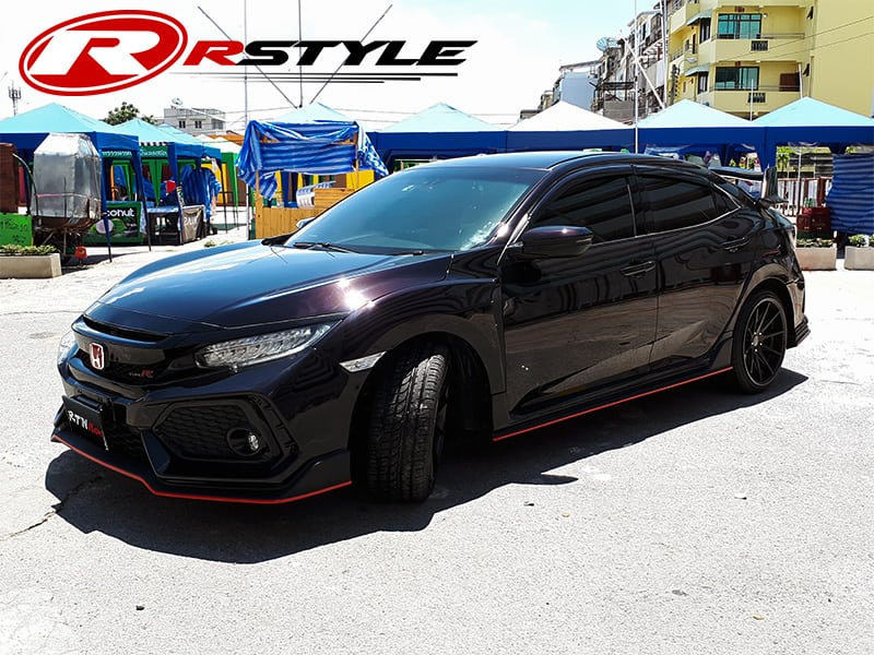 type r honda civic 2017 5 by tithum rstyle racing. Black Bedroom Furniture Sets. Home Design Ideas