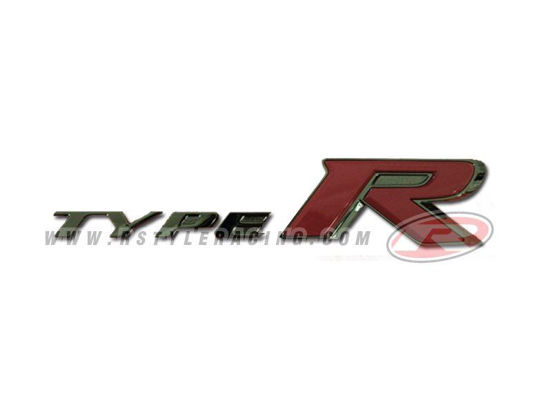 Logo Import From Japan For HONDA CIVIC FCFK 2016 Bodykits TYPE R