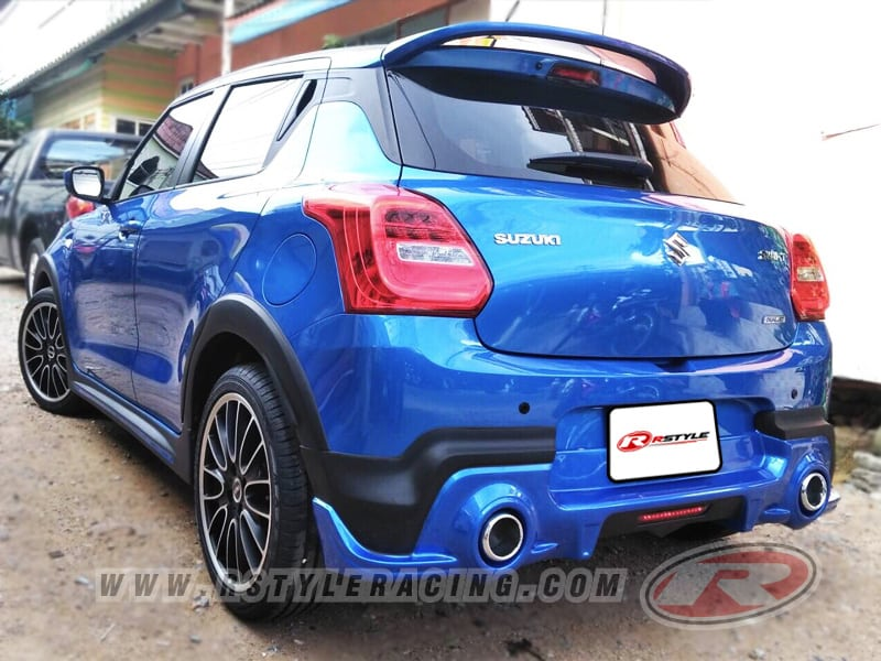 bodykits for suzuki swift 2018 by sport t rstyle racing. Black Bedroom Furniture Sets. Home Design Ideas