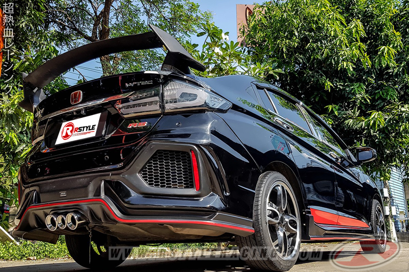 Body Kit For Honda City 2017 Nks Style Made From Abs