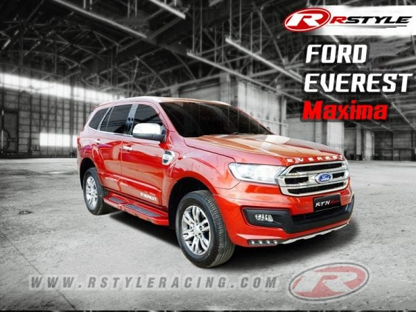 Body Kit Maxima Style For Ford Everest Rstyle Racing