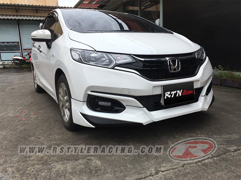 Bodykit Mg M Style For Honda Jazz 2017 Rstyle Racing