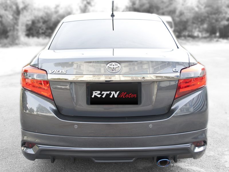 Tail Lamp LED White/Red Color For VIOS 2014 งาน KSn - Rstyle Racing