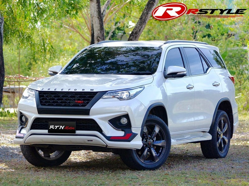 Body Kit FL-TRD Style For Toyota Fortuner 2015-en - Rstyle Racing