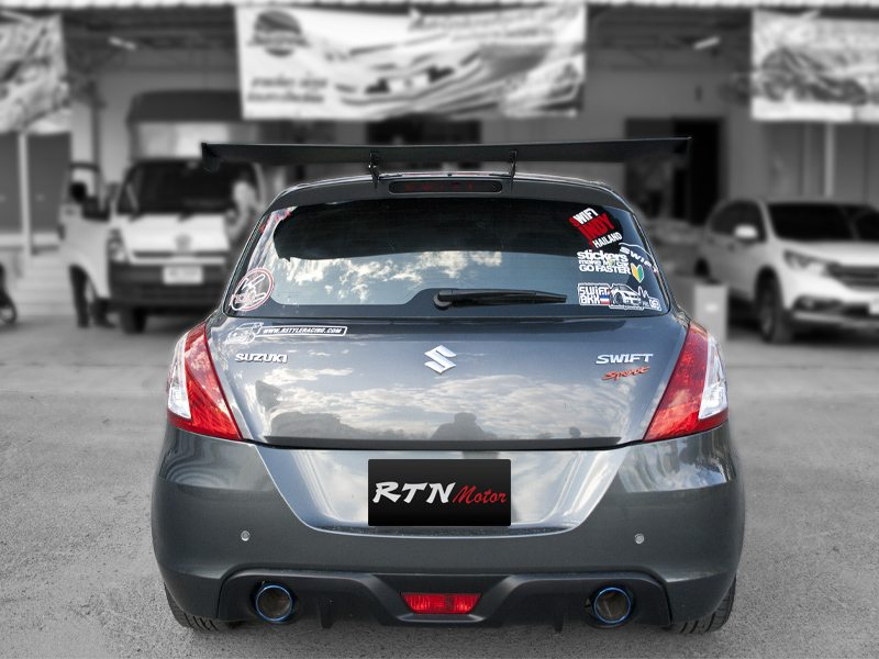 GT-Wing DTM J's Racing Style For Suzuki Swift 2012n - Rstyle Racing