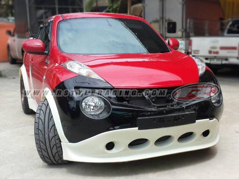 bodykits juke r style for nissan juke (abs) rstyle racing Nissan Leaf Bodykit